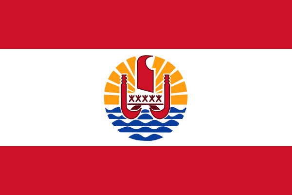 french polynesia-flagge
