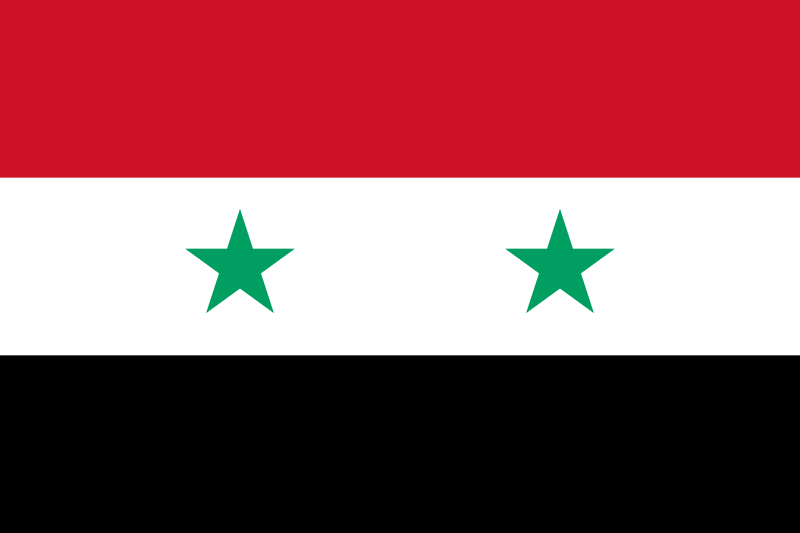 syrien-flagge